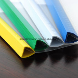 A4/A5 PVC Slide Bars Slide Binders pictures & photos