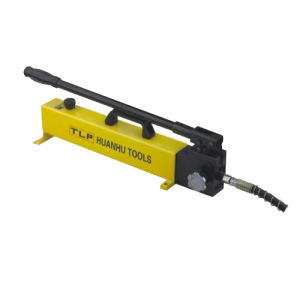 Square Shape Hydraulic Hand Pump pictures & photos
