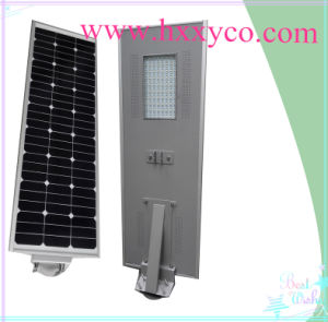 Induction Super Bright High End All in One Solar Garden Light pictures & photos