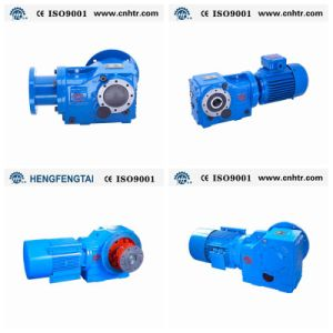 K Series Helical Spiral Bevel Gearbox