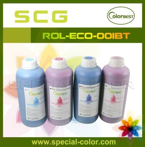 Eco Solvent Ink Compatible for Roland/Mimaki/Mutouh (ROL-ECO-001BT) pictures & photos