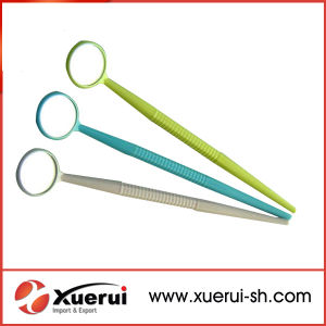 Disposable Medical Plastic Dental Mirror pictures & photos