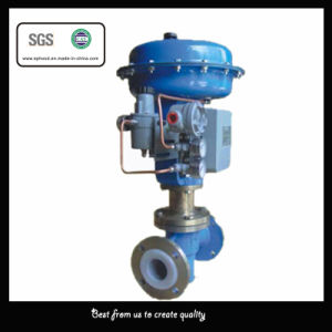 Dn20-150 Anti-Acid Pneumatic Control Valve