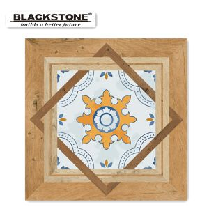 Spainish Impression Decoration Glazed Tile with Pattern 600*600 pictures & photos