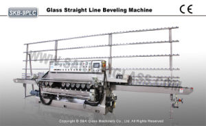 Glass Beveling Machine (SKB-9PLC) pictures & photos