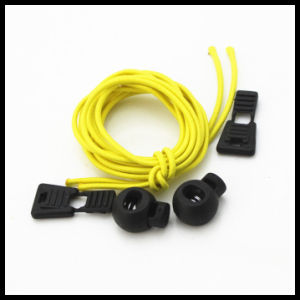 High Quality Lock Elastic Shoelace/No Tie Shoelace pictures & photos