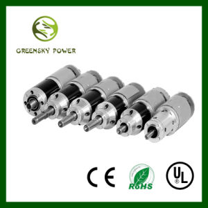 GS High Torque Long Life 25-300W 40-104mm Planetary Brushless DC Motor for Home Electric Machine pictures & photos