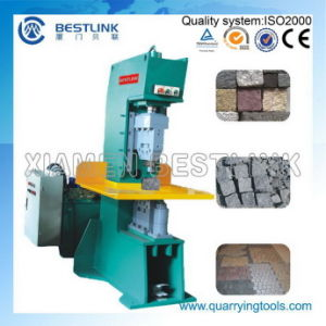 Hydraulic Stone Splitting Machine for Natural Face Paving Stone pictures & photos