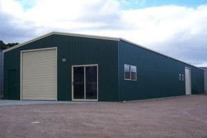 Competitive Price Prefabricated Steel Structure Warehouse (KXD-SSW12) pictures & photos