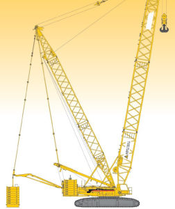 Hot Sale Tower Crane of Xgc500 pictures & photos