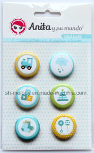 Exquisite Badges for Scrapbook and Card Making pictures & photos