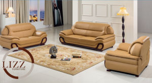 Dubai Home Solid Wooden Sofa Set pictures & photos