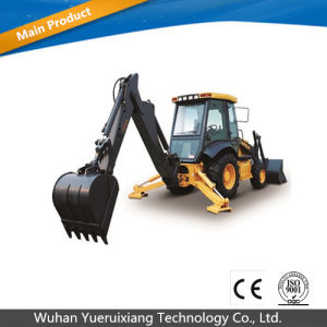 Best Price for China Mini Backhoe Loader Changlin 630A Loader pictures & photos