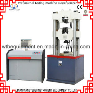 Wth-W2000 Computerized Electro-Hydraulic Servo Tensile Testing Machine pictures & photos