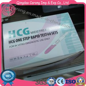 Diagnostic Pregnancy HCG Rapid Pen Test pictures & photos