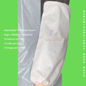 Disposable Non-Woven Sleeve Cover pictures & photos