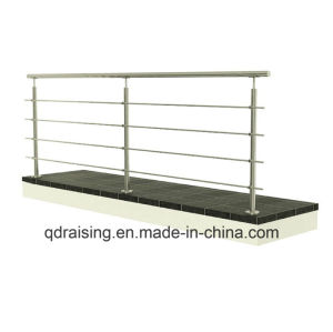 Stainless Steel Balustrade and Hand Railing Fittings pictures & photos