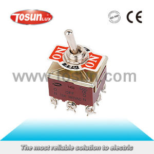 Miniature Machine Toggle Switch for Industrial Use pictures & photos