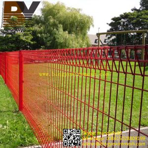 Powder Coated Roll Top Fence pictures & photos