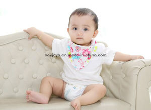 100% Cotton Printing Bib for Baby pictures & photos