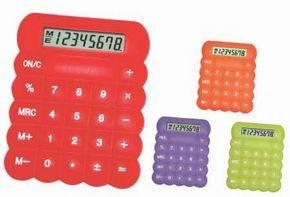 Silicone Calculator (QS-81108)