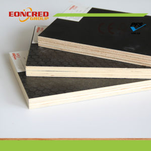 Dubai Best Quality Supplier Poplar Core Black Brown Film Faced Plywood pictures & photos