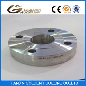 Stainless 316L Slip on Flange (SS304) pictures & photos