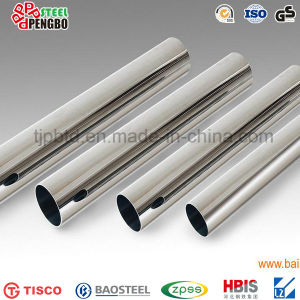 ASTM A511 Tp321 Stainless Steel Hollow Bar in Tianjin pictures & photos
