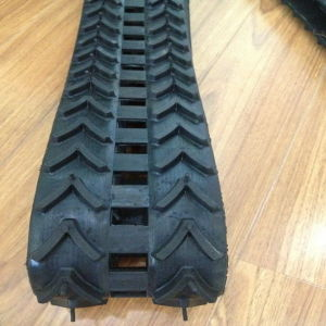 Agricultural Rubber Track (123*40*60) for Small Machine Use pictures & photos