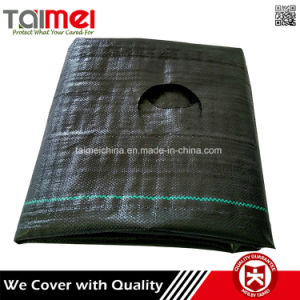 Factory Supply 2017 Black Woven Landscape Cloth Weed Control Mat pictures & photos