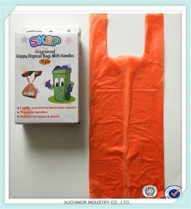 Cheap Good Smell T-Shirt Baby Diaper Sacks Bag pictures & photos