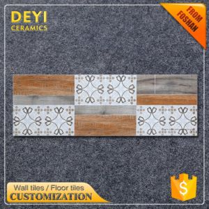China Factory Cheap Price 250× 750 3D Inkjet Floor and Wall Tile Ceramic Wall Tile