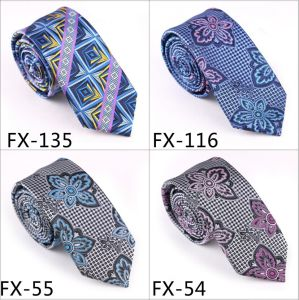 New Design Fashionable Novelty Necktie (Fx-135) pictures & photos