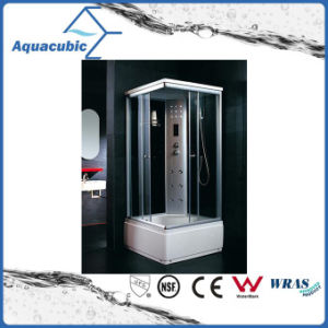 Complete Massage Tempered Glass Computerized Shower Room (AS-K94) pictures & photos