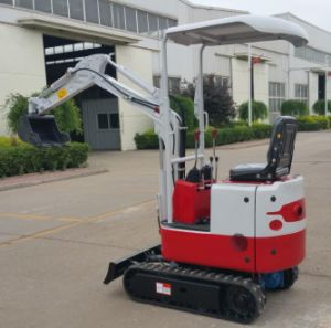 Chinese Factory Supply Mini Crawler Excavator pictures & photos