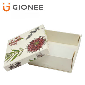 Lid & Base Paper Packaging Gift Box for Cosmetics pictures & photos