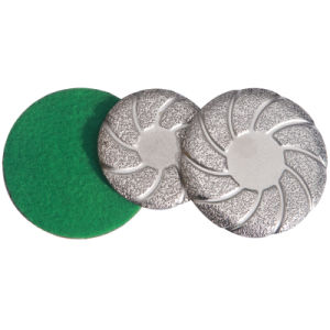 Brazed Diamond Grinding Pad