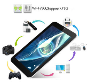 7 Inch Dual Core 3G Calling Dual Sims Android Tablet