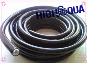 "Flexible PE High Pressure Washer Hose 1/4"" 150bar pictures & photos"