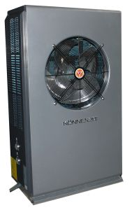 High Temperature Air Source Heat Pump for Hot Water&Space Heating 8kw with CE pictures & photos
