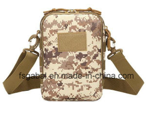 Outdoor Waterproof Military Camouflage Sport Shoulder Messenger Bag pictures & photos