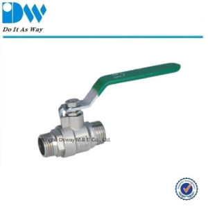 Brass Ball Valve Female and Male End pictures & photos