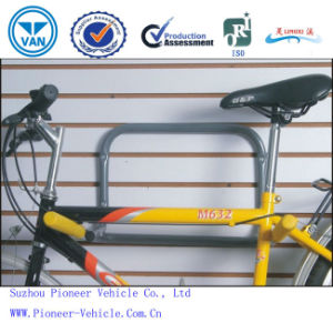 2015 Most Popular Garage Wall Mounted Bike Display Bicycle Rack pictures & photos