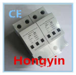 Single Phase Ly6-100 1p, 2p, 3p, 4p SPD Surge Suppressor pictures & photos