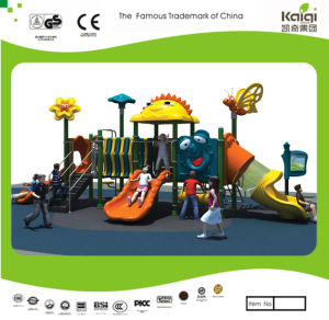 Kaiqi Medium Cute and Colourful Futuristic Series Children′s Playground (KQ20034A) pictures & photos