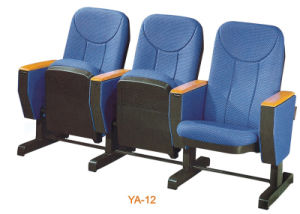 Commercial Metal Folded Auditorium Seat with Move Leg (YA-12) pictures & photos