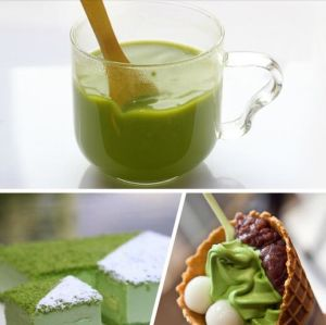 Matcha Super Green Tea Powder Japanese Style