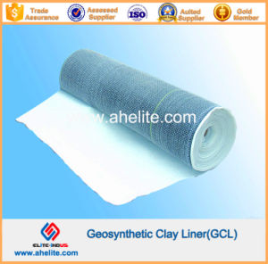 Waterproof Insulation Blanket Geosynthetic Clay Liner Gcl pictures & photos
