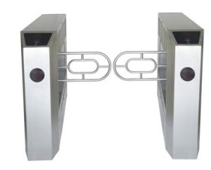 Noiseless Swing Gate Turnstile pictures & photos