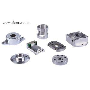 CNC Machining, High Precision Customized Aluminum Spare Parts, pictures & photos